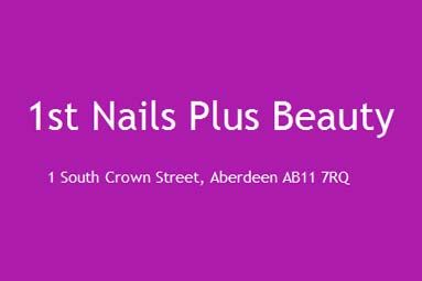 1st nails plus beauty aberdeen for Aberdeen tanning salon