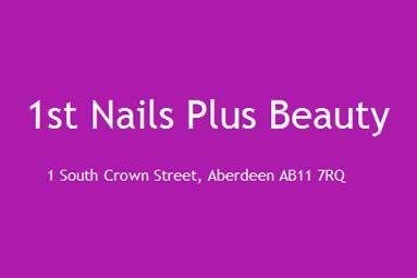 1st nails plus beauty aberdeen for Aberdeen tanning salon