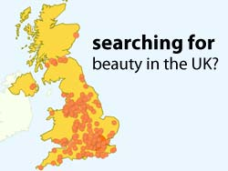 Searching for Beauty Treatments in the UK