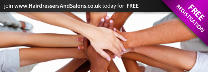Sign Up for HairdressersAndSalons For Free