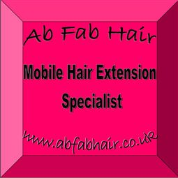 Ab Fab Hair,Hair Extensions and Spray Tanning