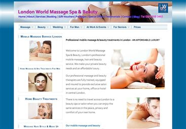 London World Massage Spa & Beauty