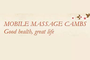Mobile Massage Cambridge