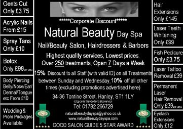 Natural Beauty Day Spa Ltd