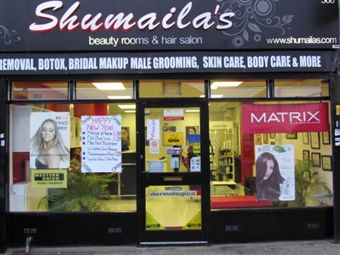 Shumailas Hair & Beauty