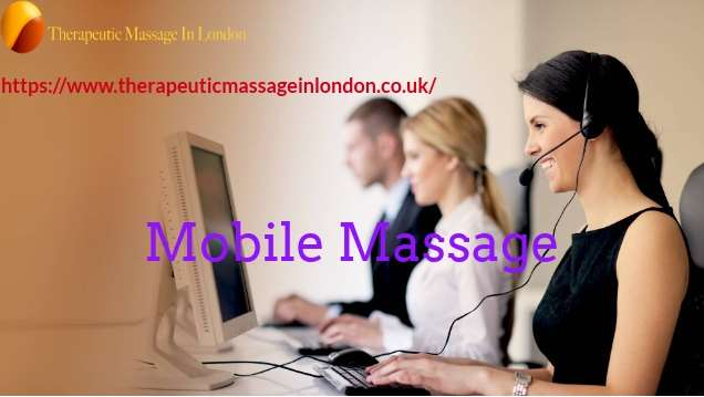 Mobile Massage London - 2