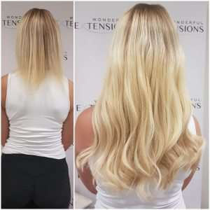 Wonderful Extensions