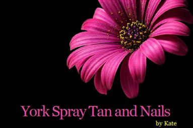York Spray Tan by Kate